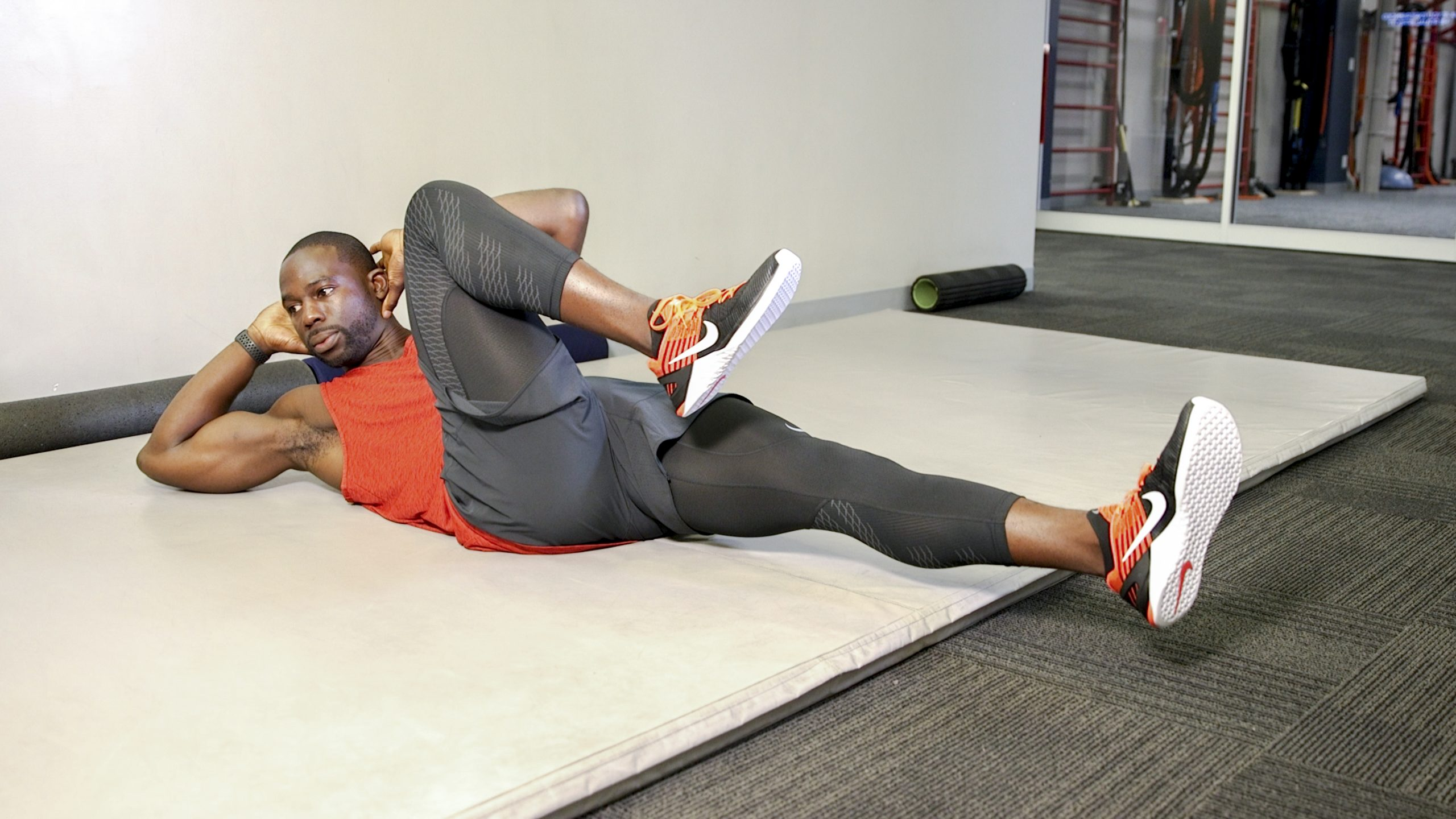 Gideon Akande 60 Second Abs Feature Image