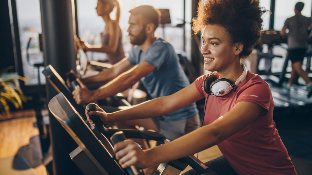 Gyms Booming Under New CDC Guidance Lifting Mask Mandates