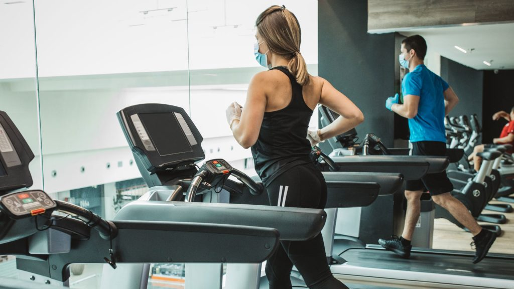 Be careful trying this viral 3 MPH treadmill workout…