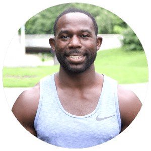 Gideon Akande Profile Pic and Bodyweight Workout Expert