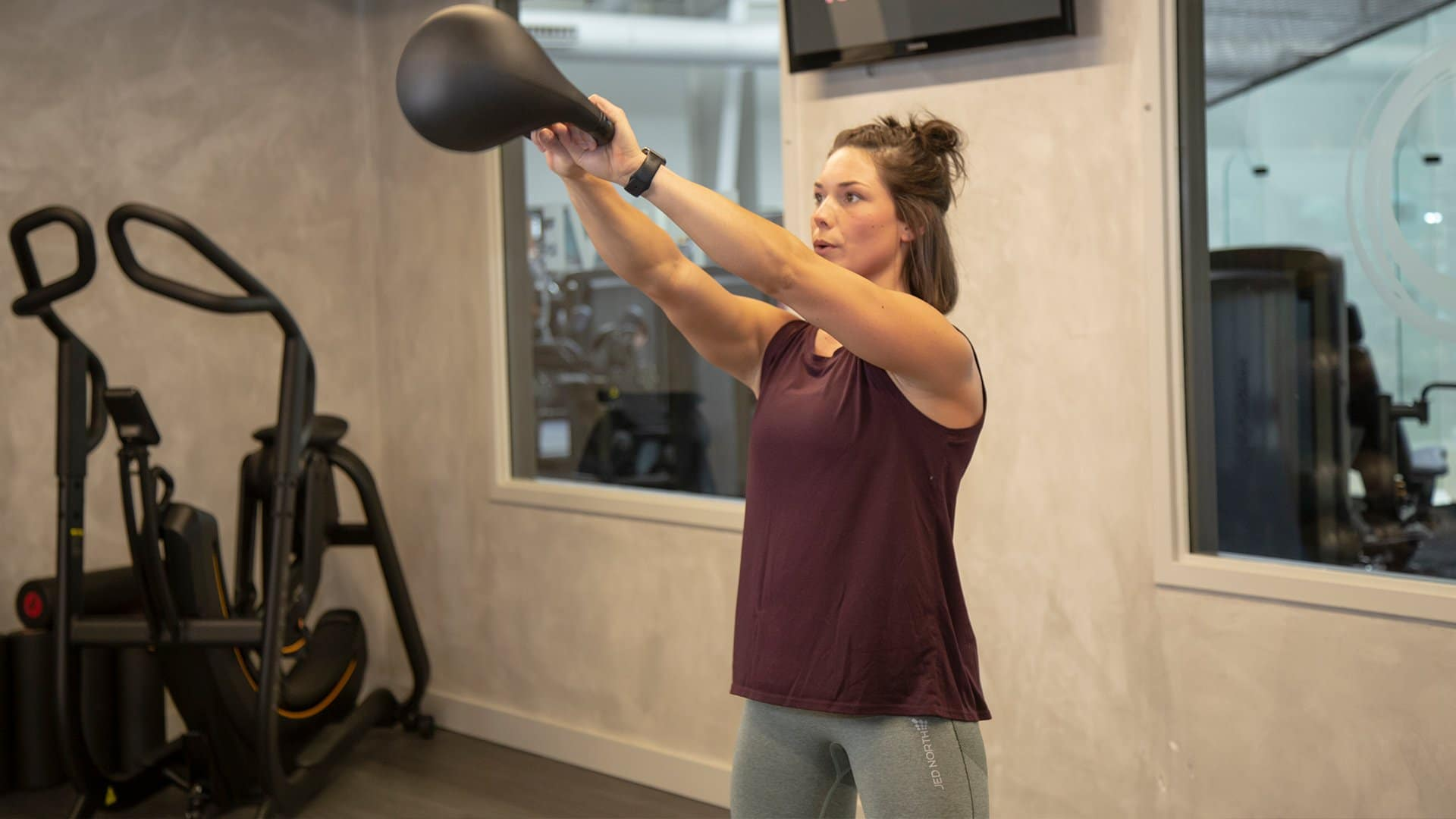 Kettlebell Workout with Caroll Zeamer Feature Image