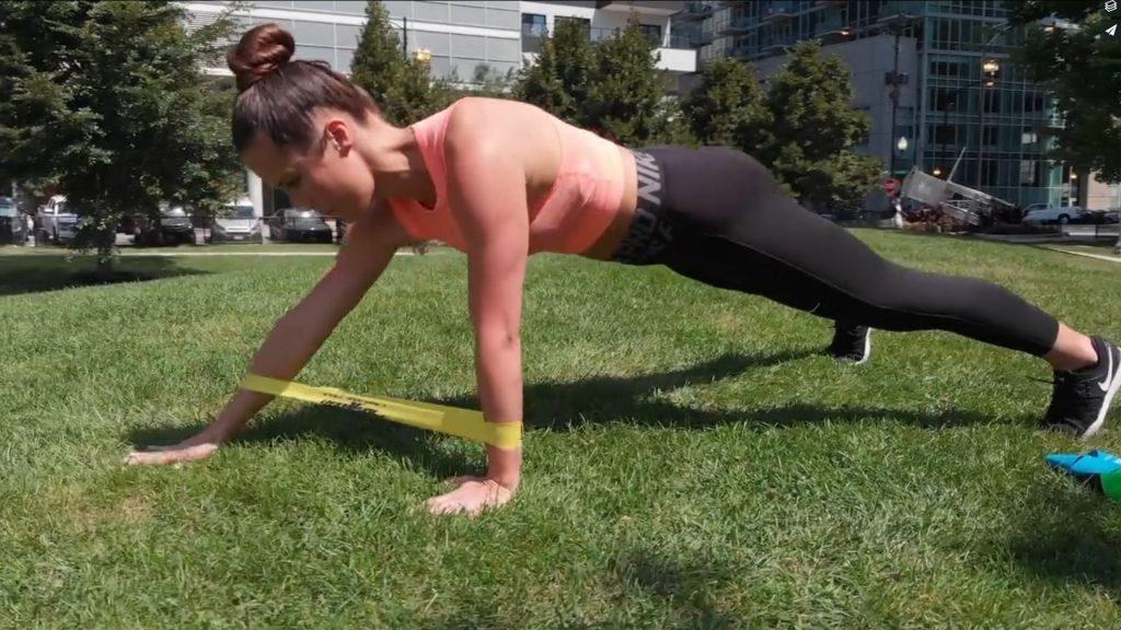 Miniband Exercises