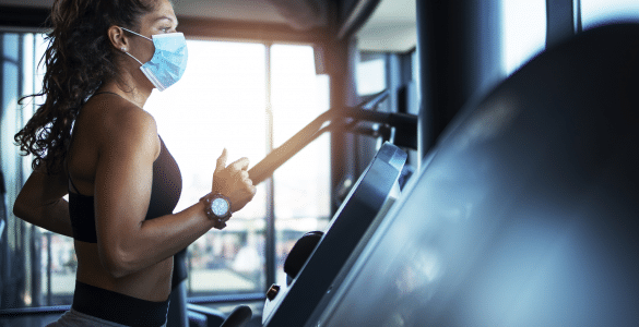 The Best Masks to Fit Every Workout