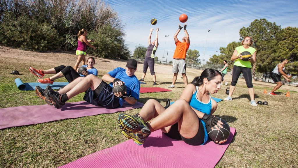 Exercise is Booming After 'Pandemic 15' Weight Gain