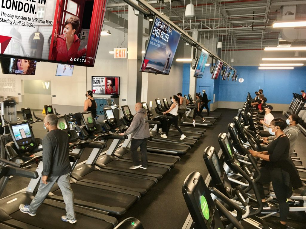 New Study Finds Gyms Are Booming Again